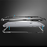 LUPHIE Sword Editon Magnetic Aluminum Frame Metal Cover Case for iPhone 6