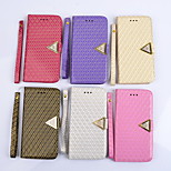 PU New Style Fashion Masonry Face Mobile phone Case for iPhone 6S Plus/6 Plus  Assorted Color
