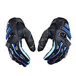 Professional Motorcycle Motocross Racing Full Finger Gloves Sportswear Cycling Outdoor Sports Gloves-Scoyco