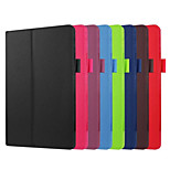 8 Inch Lichee Pattern High Quality PU Leather for Amazon Fire HD 8(2015)(Assorted Colors)