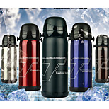 800ML Outdoor Sports Green Portable Water Bottle