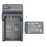 US 8.4V LP-E12 Home Charger +(1PCS)Battery  for Canon 100D EOS M M2