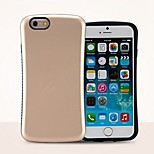 High Quality Antiskid TPU+PC Cover for iPhone 6/6S (Assorted Colors)