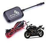 t-5 GPS / GSM / GPRS en temps réel Tracker moniteur de suivi pour les mini-véhicule moto vélo