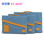 Business Handbag Briefcase Laptop Sleeve Bag Shockproof Notebook Case for Apple Macbook Pro Air 11.6