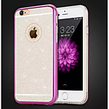 High Quality Electroplating with Diamond Back Cover for iPhone 5/5S (Assorted Colors)