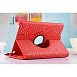 New Arrival Hot Sell Fashion Flower 360 Rotate Pu leather Case Cover Auto Sleep/Wake Up for ipad Mini 3/2/1