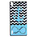 Anchor Design PC Material Back Case for Sony Z1