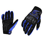 2016 New Style Motorcycle Racing Accessories Bike Bicycle Full Finger Protective Gear Gloves-Scoyco