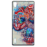Little Elephant Design PC Material Back Case for Sony Z1