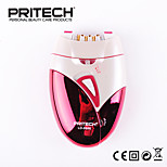 New PRITECH Brand Epilator Women Shaver Function Rechargeable For Bikini Body Face Underarm
