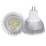 HRY® 3W MR16 350LM Warm/Cool White Light LED Spot Lights(12V)