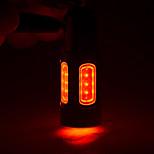 Yobo BA15s (1156) -6dt 5 * tähkä kylmä valkoinen / keltainen 12W 520-550lm 7000-7500k hehkulamppu lamppu auton jarruvalo (DC12V-24V)