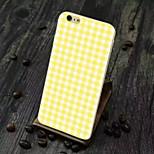 los nuevos casos de rejilla pintada tpu para el iphone 5 / 5s (colores surtidos)