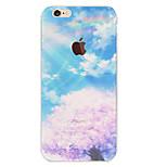 Perfect Close Rainbow TPU Material Soft Phone Case for iPhone 6 Plus/6S Plus