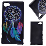 Dream Cathcer Pattern PC Hard Cover Case for Sony Z5 Compact