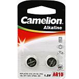 Camelion Alkaline Button Cell  Size AG10 (2pcs)