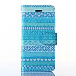 geprägt pu Lederholster für iPhone 5 / 5s
