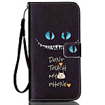 Smile  Pattern PU Leather Phone Case For  iPhone 6/6S