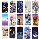 High Quality PU Wallet Leather Case with Stand for LG Leon C40/LG Spirit C70(Assorted Colors)