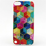 Diamond Painting Pattern TPU Soft Case for iPod Touch 5/Touch 6