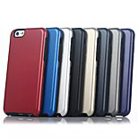 TPU and PC Combo Bracket Cell Phone Case for iPhone 6/6S (Assorted Colors)
