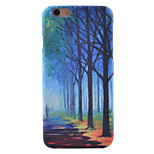Art Van Gogh Painting Pattern Ultra-High Quality Scrub Scratch Does Not Fade Phone Case for iPhone 6Plus/6S Plus