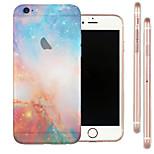 Perfect Close Cai Star TPU Material Soft Phone Case for iPhone 6 Plus/6S Plus