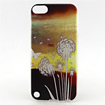Dandelion Love Painting Pattern TPU Soft Case for iPod Touch 5/Touch 6