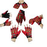 Handschuh Radsport / Fahhrad Alles FingerlosAntirutsch / tragbar / Atmungsaktiv / Schnell Trocknend / Reflektierend / Verhindert