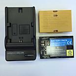 US 8.4V LP-E6 Home Charger +(1PCS)Battery  for Canon E0S 5D Mark Ⅱ  5D Mark III 7D 7D Mark II   6OD 6D  70D
