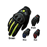 Motorcycle ATV Racing Full-Finger Anti-Slip Motorcycle Gloves-Scoyco