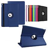 PU Leather Case Funda 360 Degree Rotation Flip Cover Cases For iPad Pro 12.9'' With Stand Function