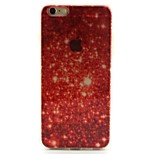 Starry Sky Pattern Phone Shell Thin Acrylic Material for iPhone 6/6S