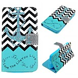 Anchor Pattern PU Leather Case for Nokia Lumia 630