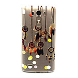 Dreamcatcher Pattern TPU Relief Back Cover Case for LG G3