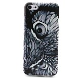 Eye Pattern TPU Material Phone Case for iPhone 5C
