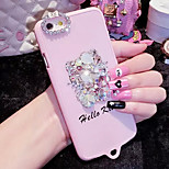 LADY®Elegant/Personality Phone Case/Cover for iphone 6/6s(4.7) Decorated with Diamond, More Colors Available