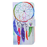 Dream Catcher Pattern Diamond Style PU Leather and TPU Full Body Case for iPhone 6/6S