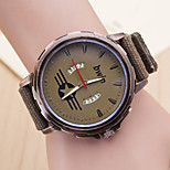 L.WEST Men's Pentagram Outdoor Sports Military Calendar Watches Wrist Watch Cool Watch Unique Watch