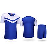Ensemble de Vêtements/Tenus ( Others ) de Football / Course - Respirable / Séchage rapide / Matériaux Légers  à Manches courtes