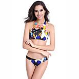 Hot Sale Swimwear Female Plus Size Tank Top Removable Push Up Padding 2016 Women Fashion Bikini M.L.XL DM071