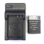 US/UK/EU 4.2V EN-EL23 Home Charger +(1PCS)Battery  for Nikon COOLPIX P600 S810c P900S