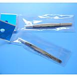 Scratch Resistant Stainless Steel Plastic Tweezers