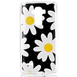Chrysanthemum Pattern TPU Phone Case for LG Stylo LS770
