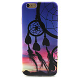 Dream Catcher Painting Pattern TPU Soft Case for iPhone 6/6S