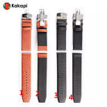 Kakapi Double Buckle Buffalo Hide Watchband Sport for Apple iWatch 38/42mm  Assorted Colors