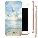 Perfect Close Limit Seawater Top TPU Material Soft Phone Case for iPhone 6 Plus/6S Plus