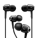 hifi originale in-ear rumore cuffie isolamento bassi di moda lo sport stereo auricolari terza frequenza per iphone 6 / 6plus