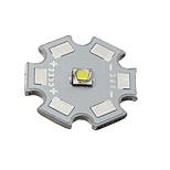 Cree XPG2 XP-G2 1-5W LED Emitter Cold White 6000-6500K with 20mm Star PCB for Flashlight/spotlight/Bulb